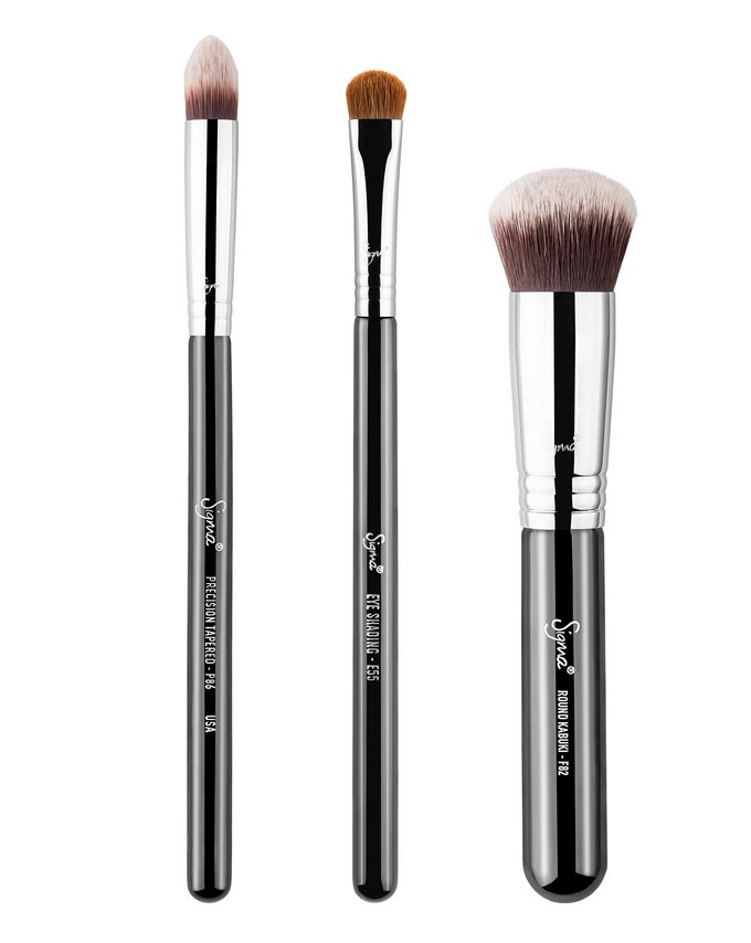 Sigma Beauty Naturally Polished Brush Set