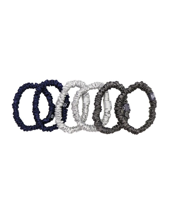 Slip The Midnight Collection Hair Scrunchies