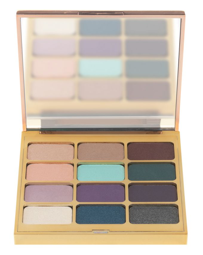 Stila Cosmetics Eyes are the Window Shadow Palette Body