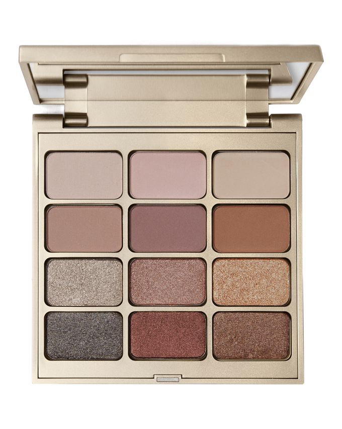 Stila Cosmetics Matte 'N Metal Eye Shadow Palette