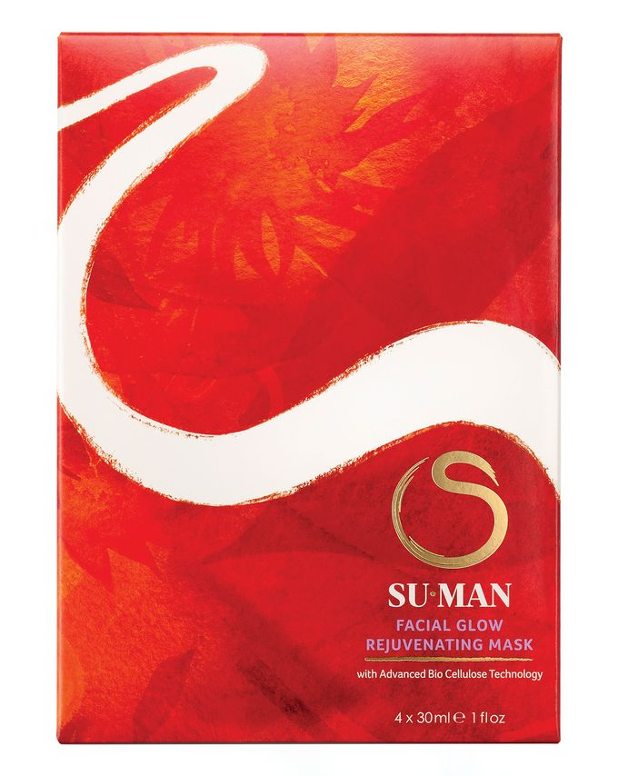 Su-Man Skincare Facial Glow Rejuvenating Mask