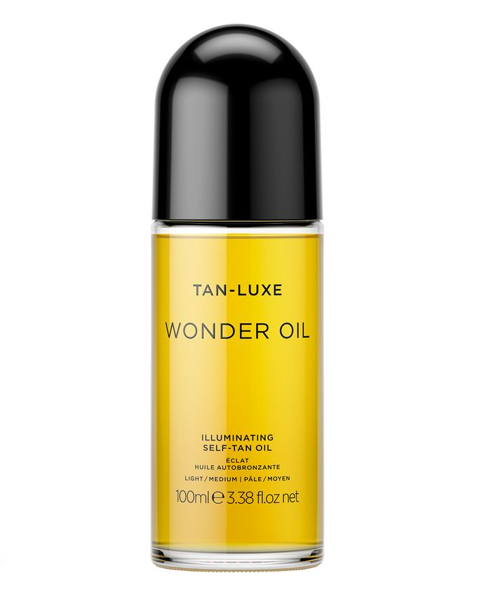 Tan-Luxe Wonder Oil