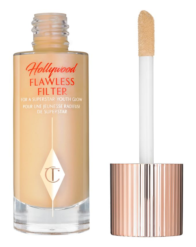 Bildergebnis für charlotte tilbury hollywood flawless filter