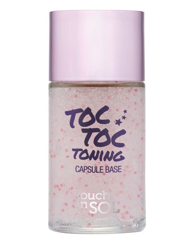 touch in SOL Toc Toc Toning Capsule Base