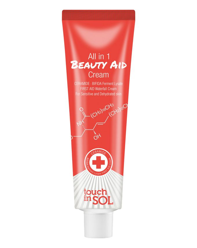 touch in SOL Beauty Aid Cream