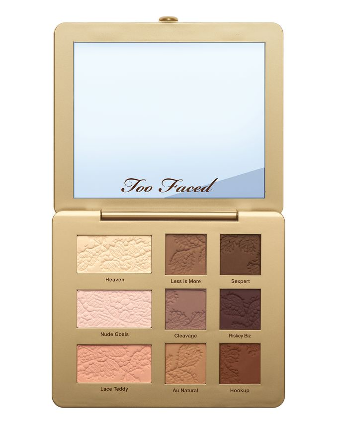 Too Faced Natural Matte Eye Shadow Collection 2