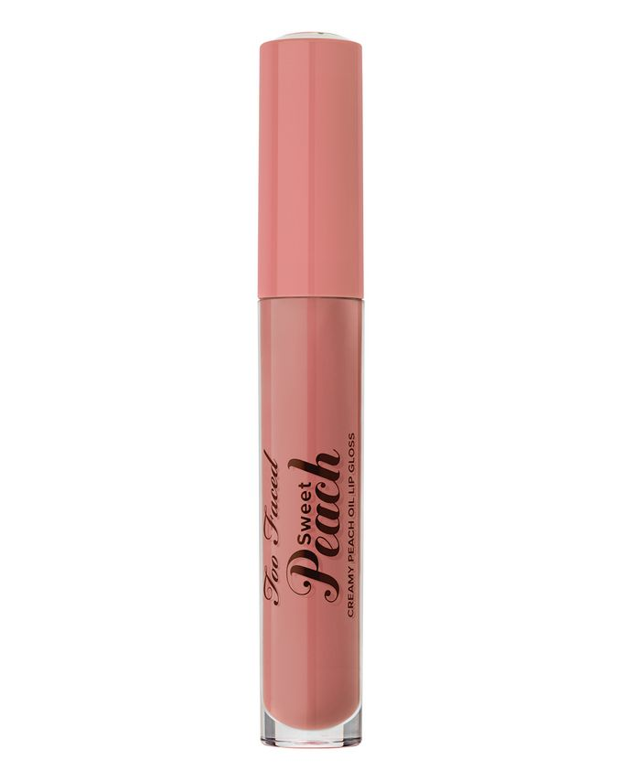 Too Faced Sweet Peach Lip Gloss