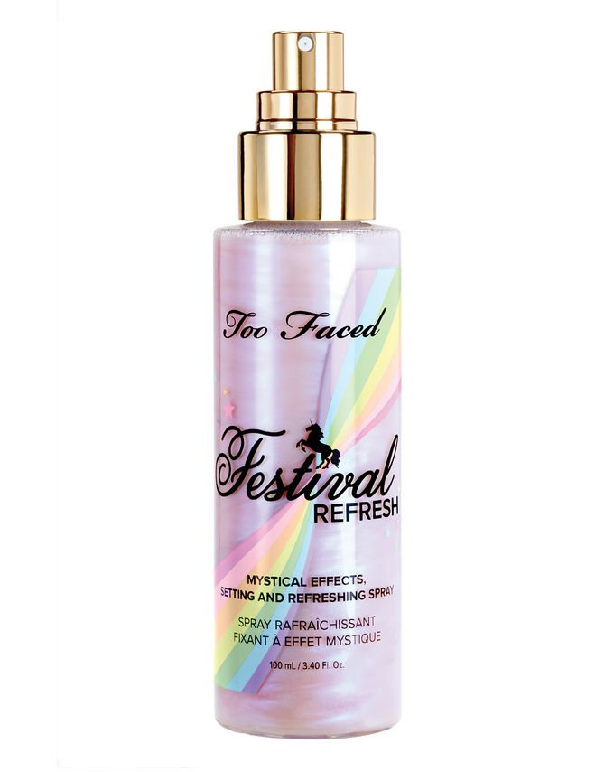 Too Faced Festival Refresh Spray