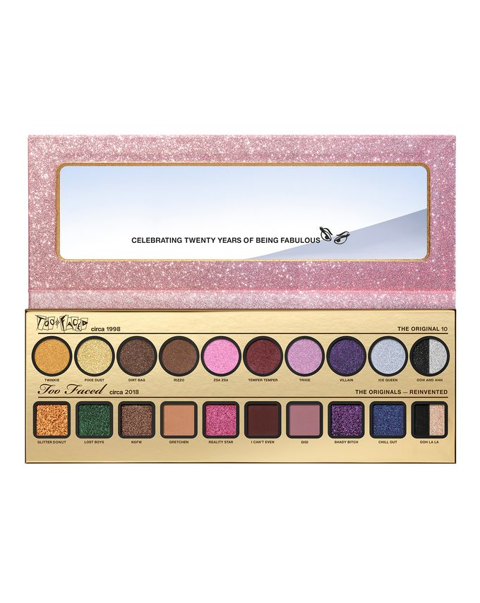 Too Faced Too Faced Then & Now Eye Shadow Palette