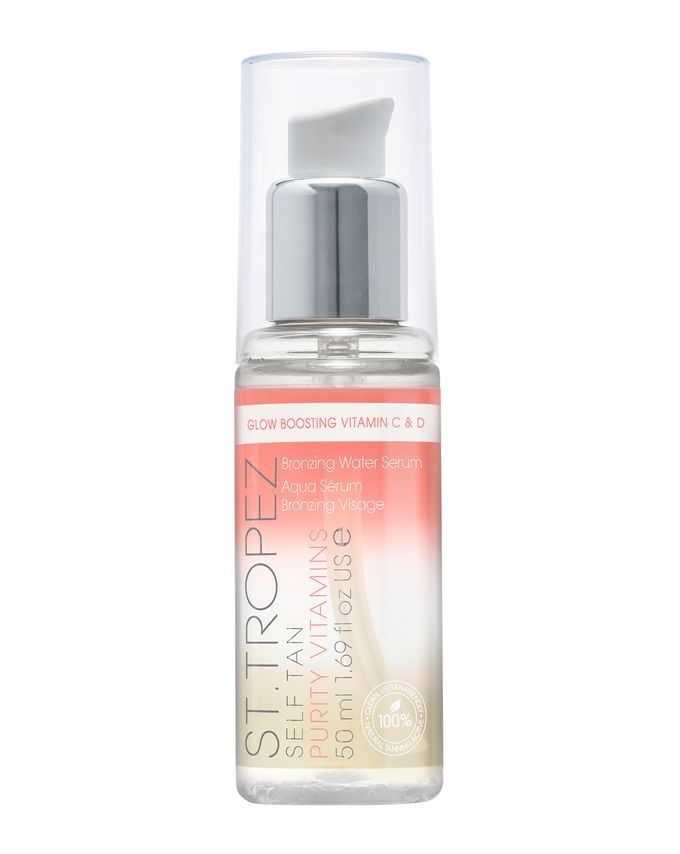 St. Tropez Purity Vitamins Bronzing Water Serum