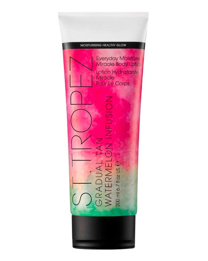 St. Tropez Gradual Tan Watermelon Infusion Miracle Body Lotion