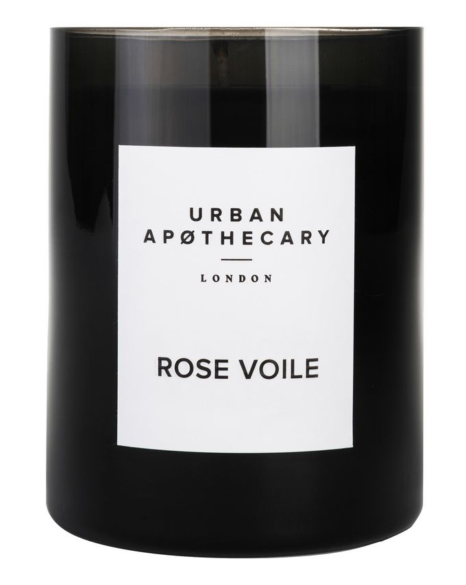 Urban Apothecary Rose Voile Luxury Candle
