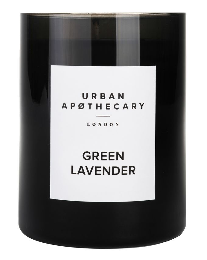 Urban Apothecary Green Lavender Luxury Candle