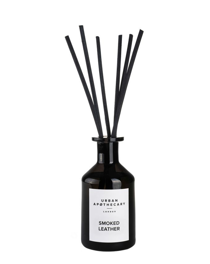 Urban Apothecary Smoked Leather Luxury Diffuser