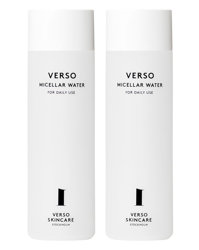 Verso Micellar Water Duo (worth £64)