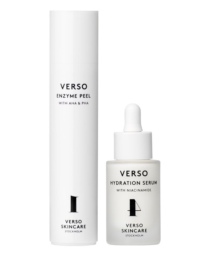 Verso Enzyme Peel and Hydrate Duo
