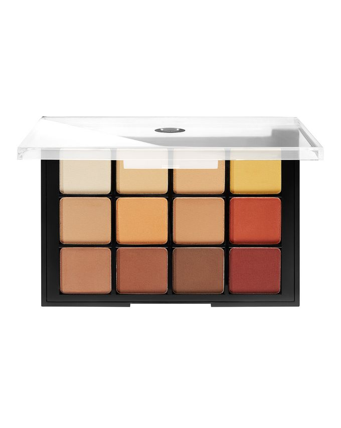 Viseart Eyeshadow Palette Matte Finish