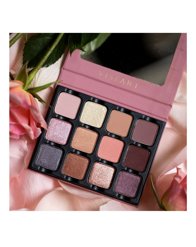 Viseart Paris EDIT Eyeshadow Palette 4