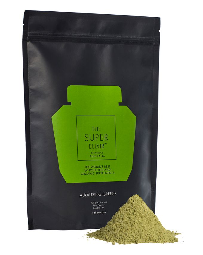 WelleCo The Super Elixir - Alkalising Formula Pouch Refill