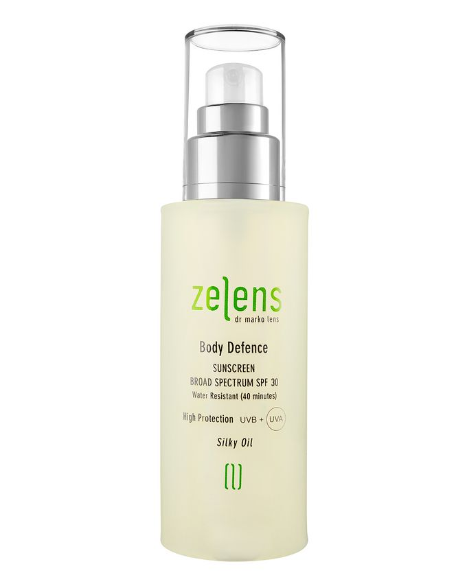 Zelens Body Defence Sunscreen SPF 30