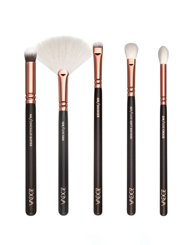 ZOEVA Rose Golden Complete Brush Set - Volume 1 3