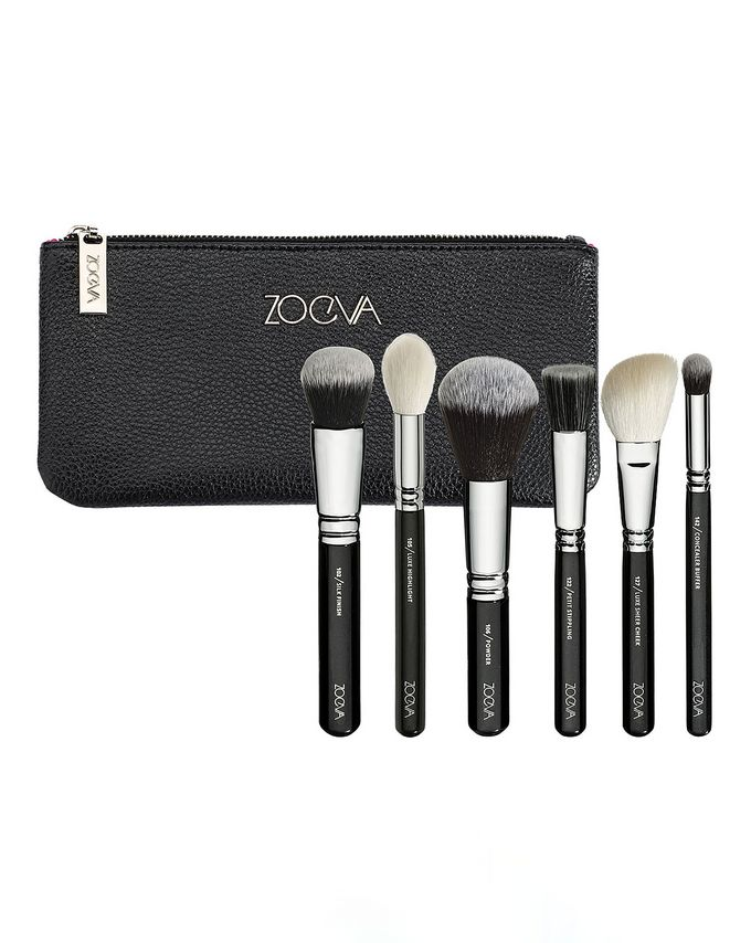 ZOEVA Classic Face Professional Brush Set