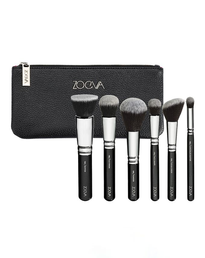 ZOEVA Vegan Face Professional Brush Set