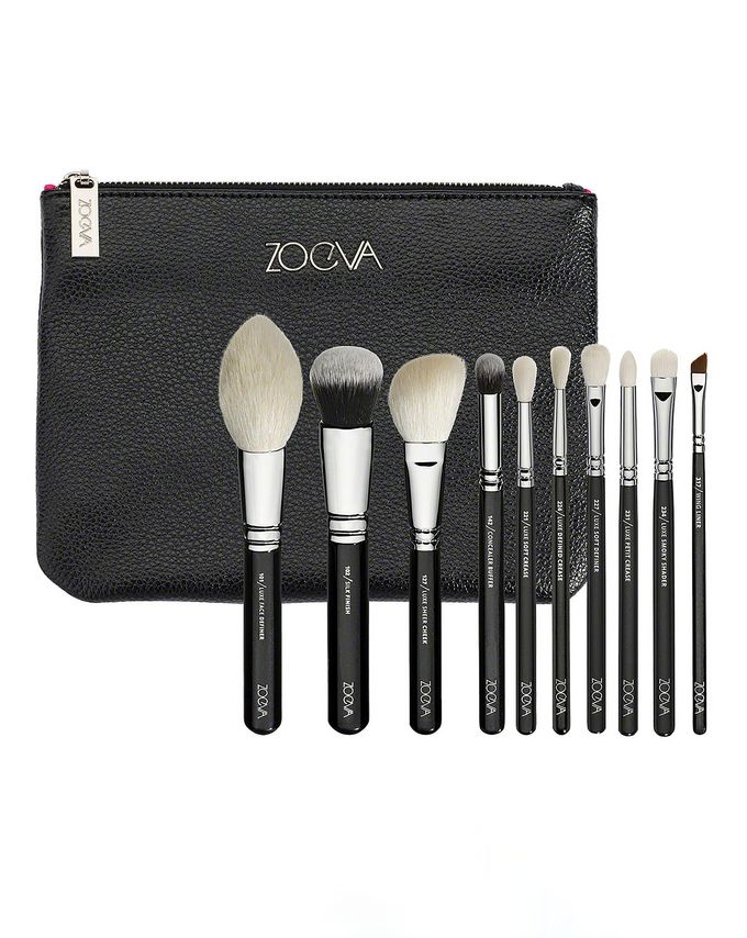 ZOEVA Luxe Prime Professional Brush Set