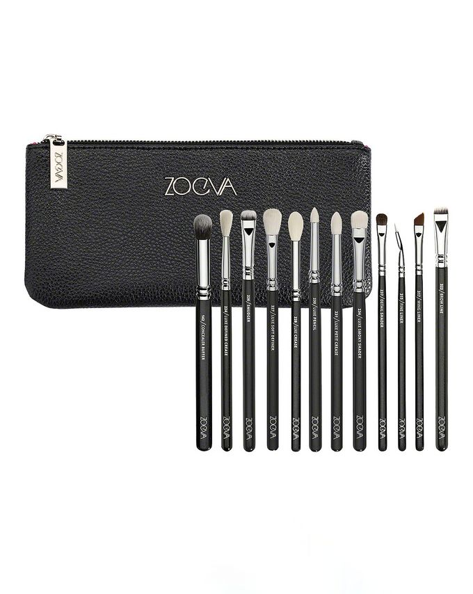 ZOEVA Complete Eye Professional Brush Set