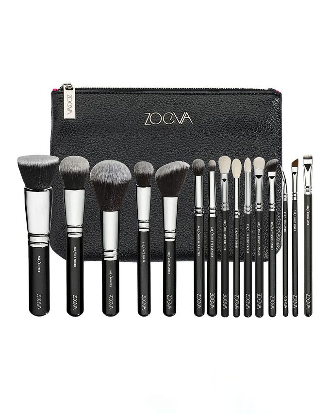 Pro Brush Powder By Nyx Professional Makeup: Complete Professional Brush Set By ZOEVA