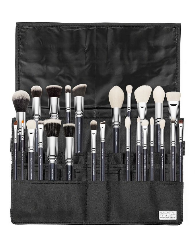 ZOEVA Makeup Artist Brush Belt Professional Brush Set