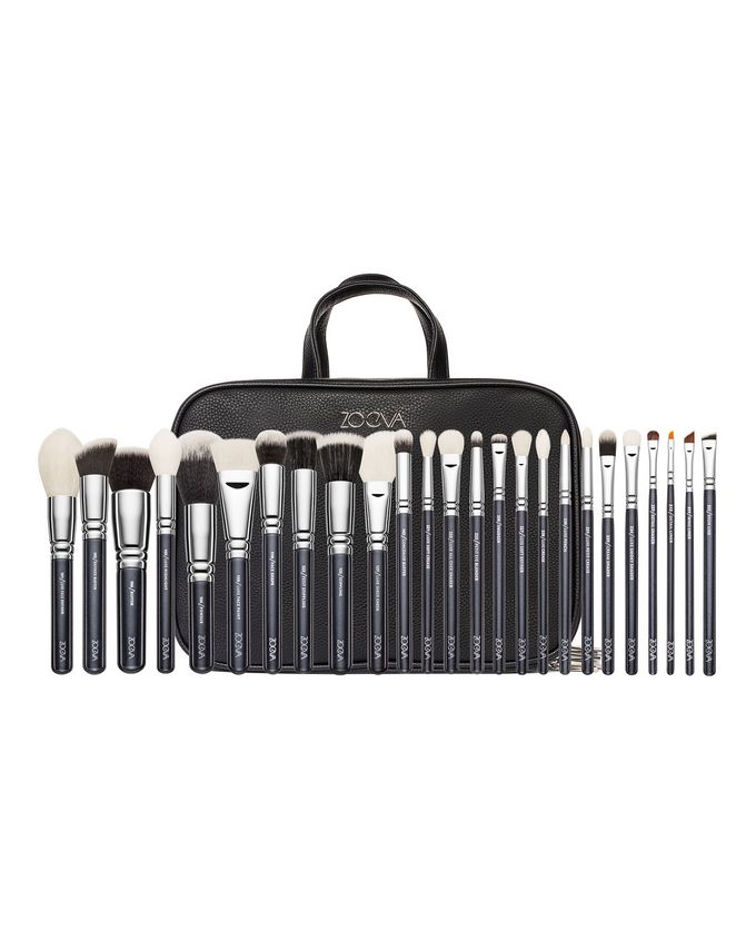 ZOEVA Makeup Artist Zoe Bag Professional Brush Set