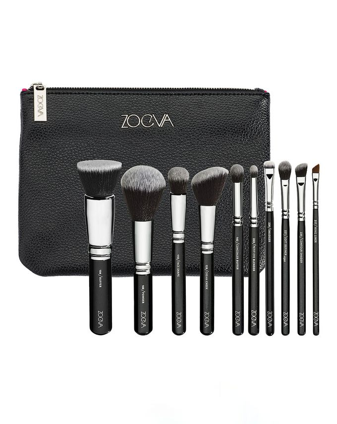 ZOEVA Vegan Prime Professional Brush Set