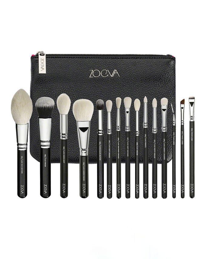 ZOEVA Luxe Complete Professional Brush Set