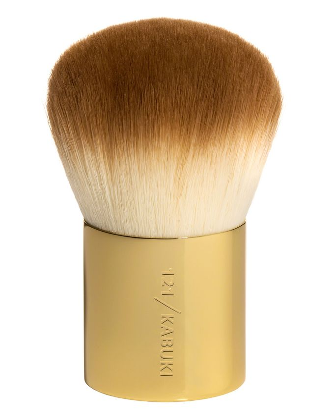 Bamboo Makeup Brushes: Kabuki Brush Bamboo Vol. 2 (121) By ZOEVA