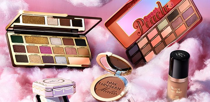 Why Cult Beauty loves Too Faced