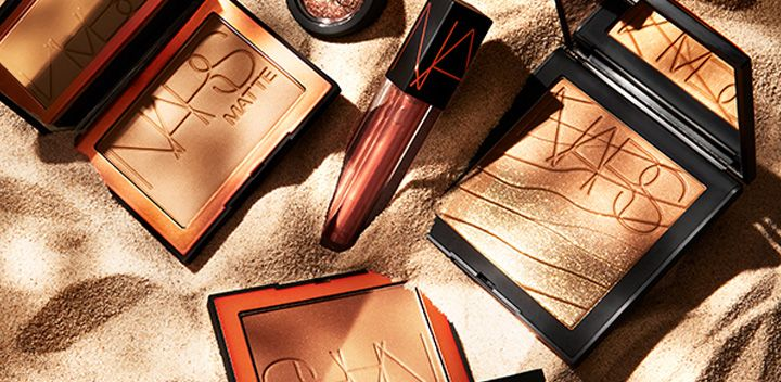 THESE NEW NARS ARRIVALS ARE SUNSHINE FOR YOUR MAKE UP BAG