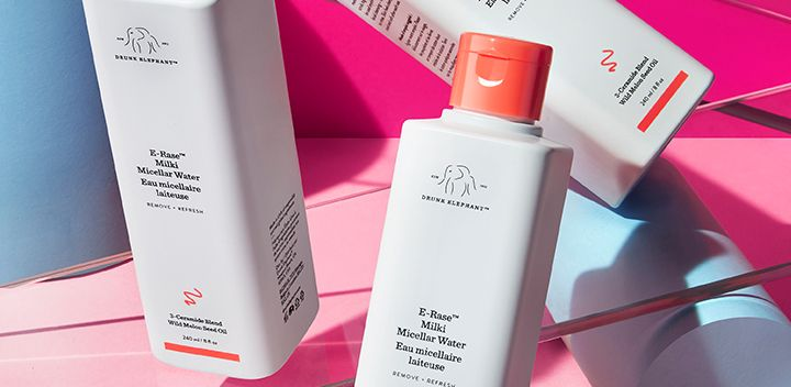 NEW TO THE HERD: DRUNK ELEPHANT'S E-RASE MILKI MICELLAR WATER