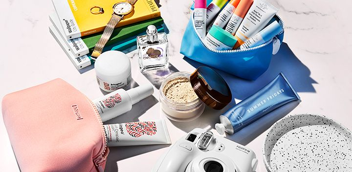 MEET THE CITY ESSENTIALS YOUR CARRY-ON'S CRAVING