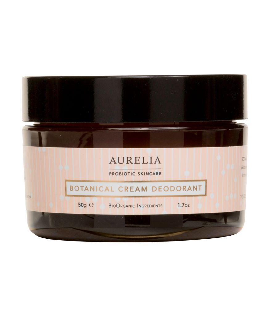 Botanical Cream Deodorant by Aurelia Probiotic Skincare