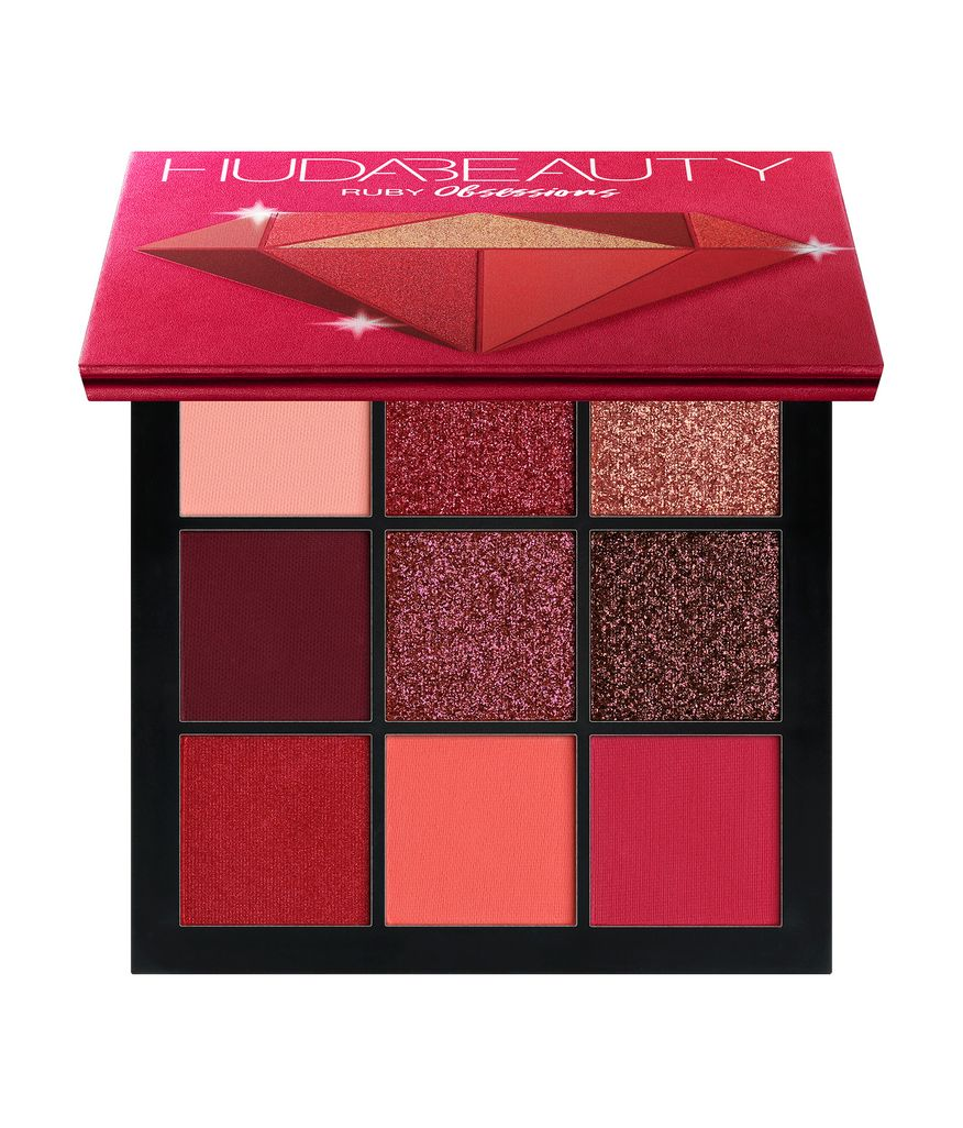 Huda Beauty | Ruby Obsessions Palette