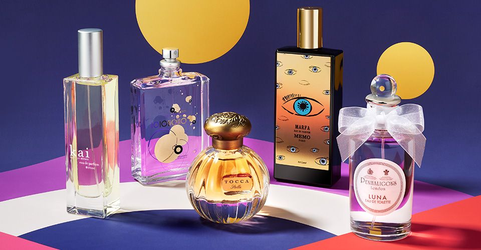 GIVE THE GIFT OF FINE FRAGRANCE