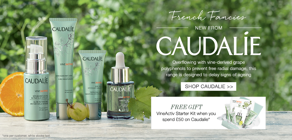NEW from CAUDALIE