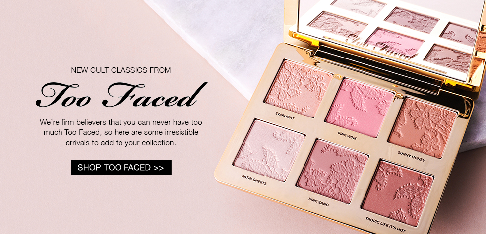 Too Faced NEW + GWP