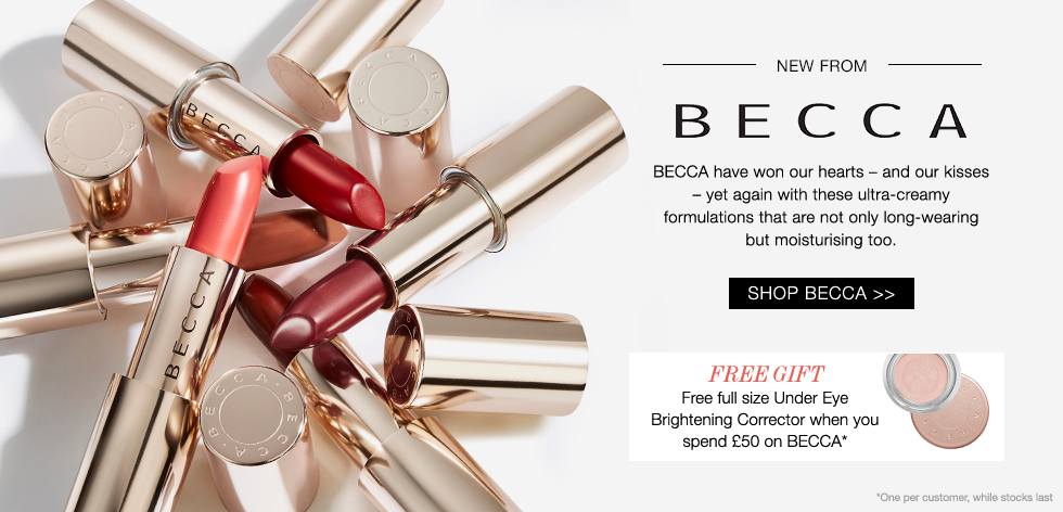 NEW from BECCA