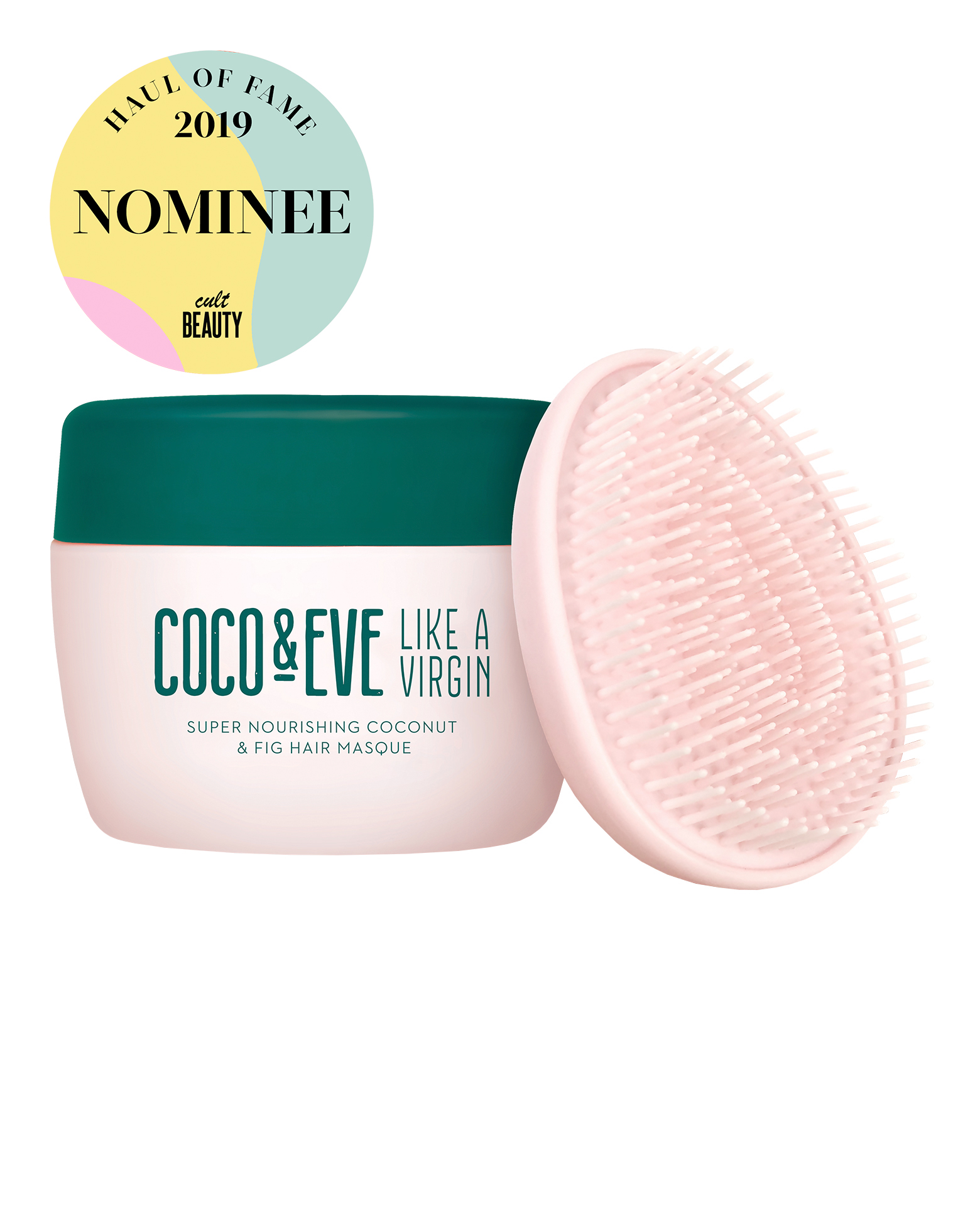0c412e42012 Coco & Eve | Super Nourishing Coconut & Fig Hair Masque | Cult Beauty