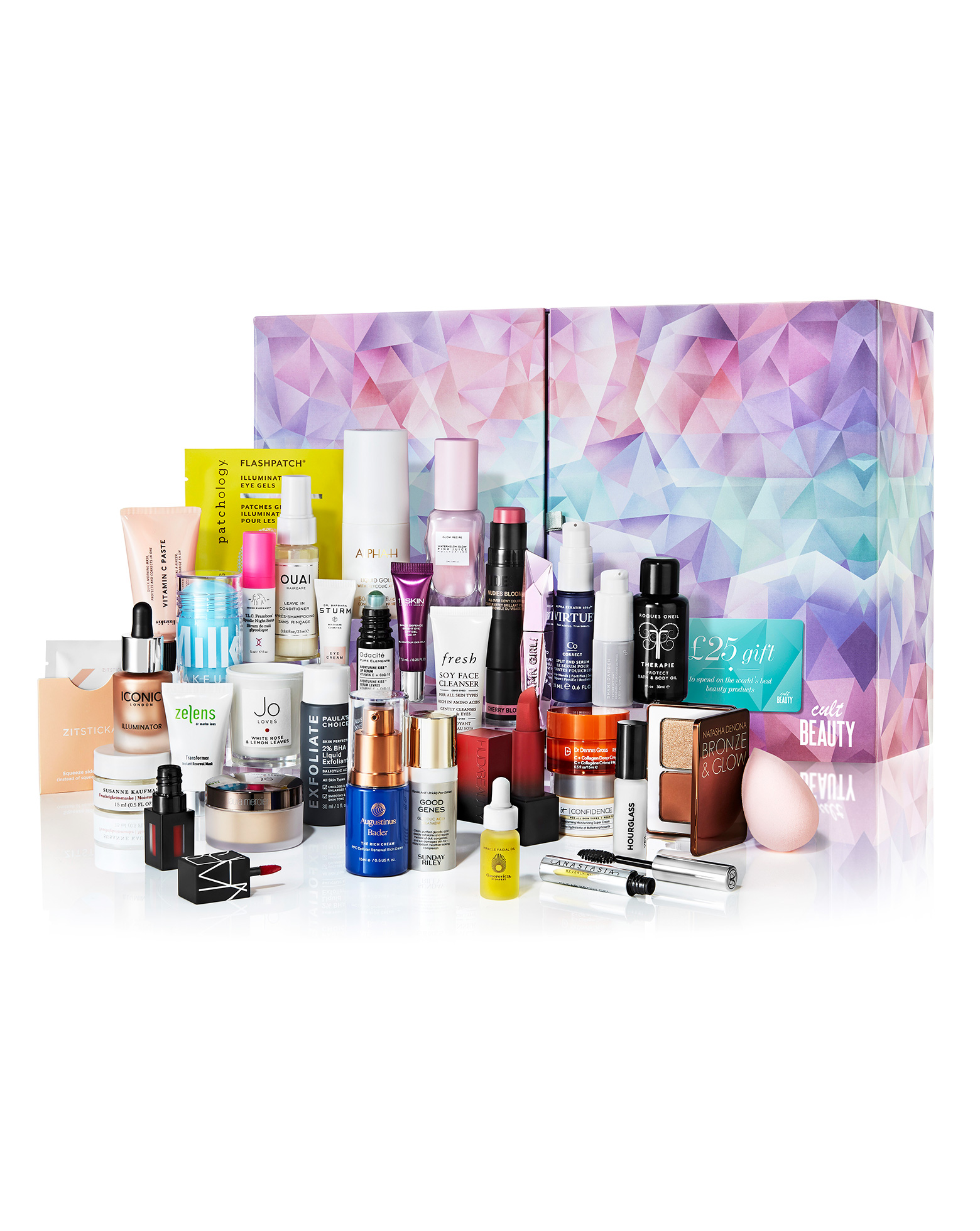 Cult Beauty | Cult Beauty Advent Calendar 2019 | Cult Beauty