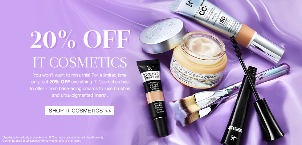 It Cosmetics Sale