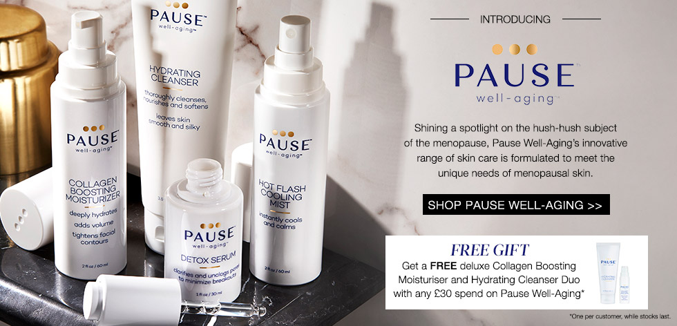 Pause Well Aging