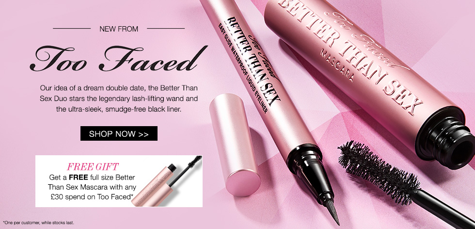 Too Faced UK